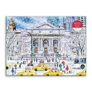New York Public Library - 1000 Piece Jigsaw Puzzle