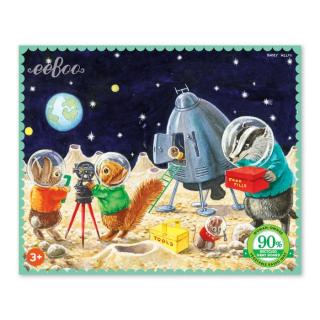 On the Moon - 36 Piece Mini Jigsaw Puzzle