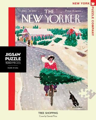 Tree Shopping - 1000 Piece Jigsaw Puzzle - Box